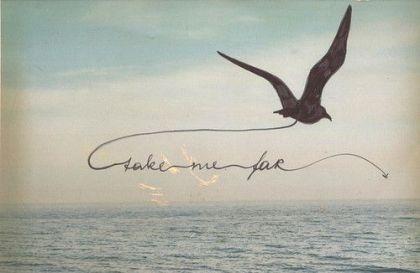 WRITING TAKE ME FAR