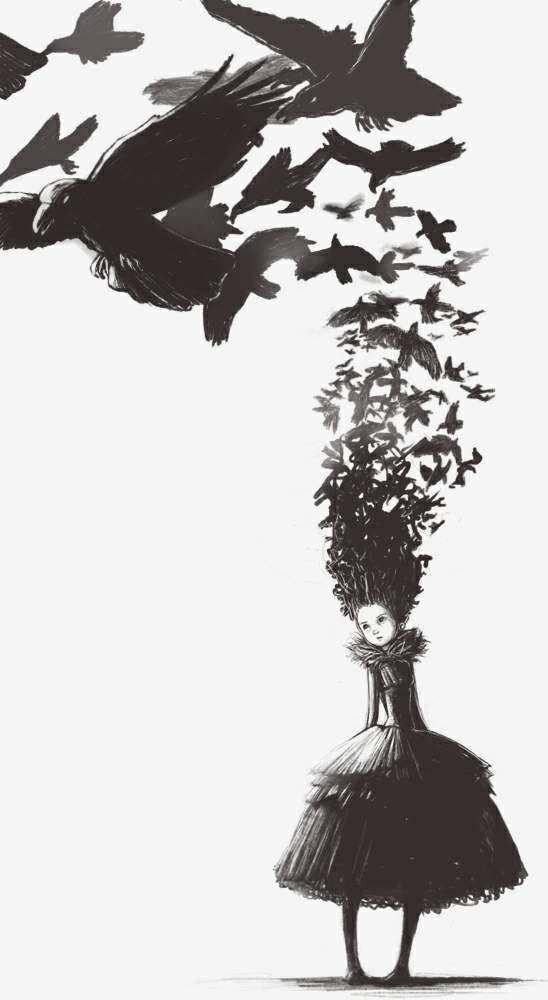 Bird girl - Copy