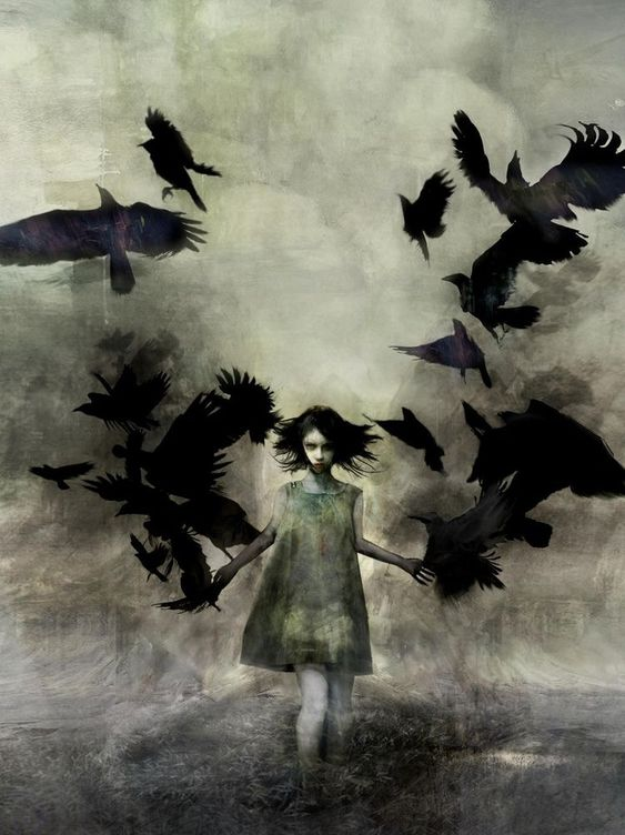 CROWS GIRL